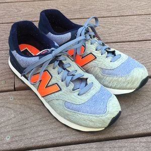 New balance sneakers!